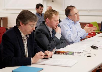 Kevin Gaughan (DIT), Paul Martin (SEAI), John McGrory (DIT)