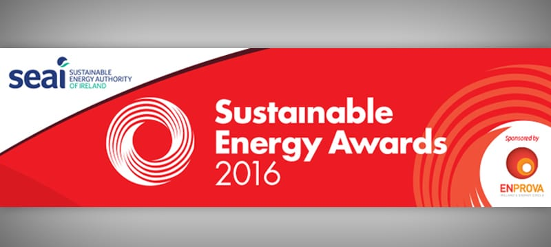 Sustainable Energy Awards 2016 – Open for Applications