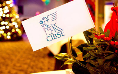 CIBSE Lunch, a roaring success