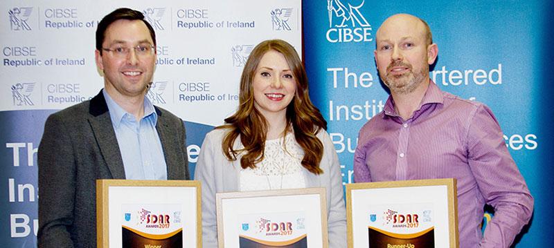 CIBSE SDAR* Awards 2017 Sponsored by John Sisk & Son