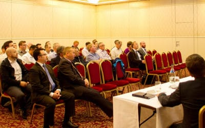 CPD Report: CIBSE/IHEEM Legionella, Asbestos and Fire CPD