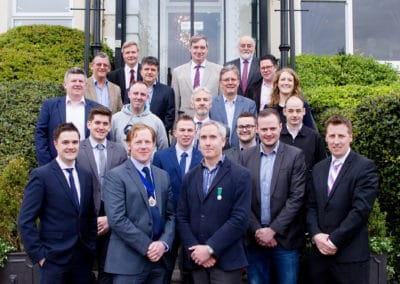 CIBSE Committee 2017
