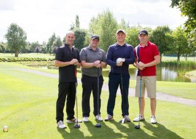 Darryl Litton, Fergus Weldrick, Alan Lynch, Peter Ennis (Jones Eng.)