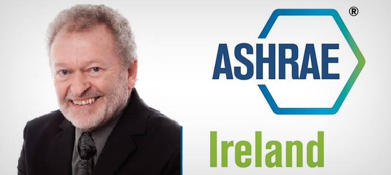 In October ASHRAE President will visit Ireland