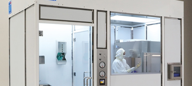 Hospital Pharmacy Aseptic Compounding Cleanrooms &  GMP guidance