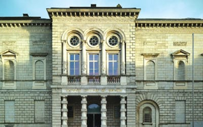 National Gallery of Ireland's hidden services