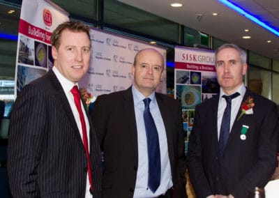 David Doherty (T. Bourke), David Brennan (BDP), Brian West (BDP)